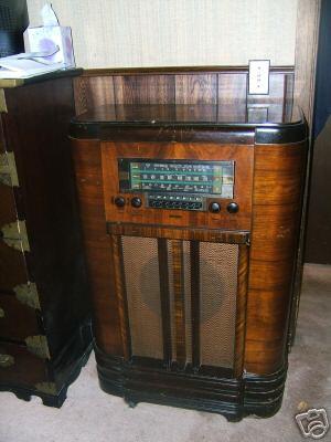 Rca Victor Radio Model K80